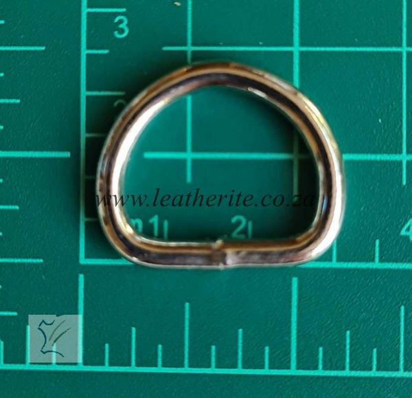 Picture of D Ring 19mm HC204 Nic Welded