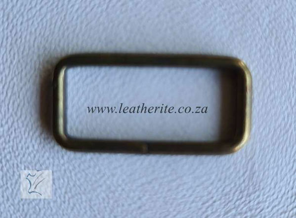 Picture of Loop 20mm A/Brass PC113