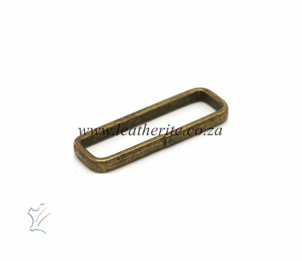 Picture of Loop HC 112 38 x 10mm Old Brass