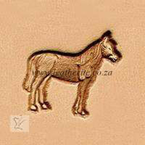 Picture of Stamp 3 D 8525-00 HORSE