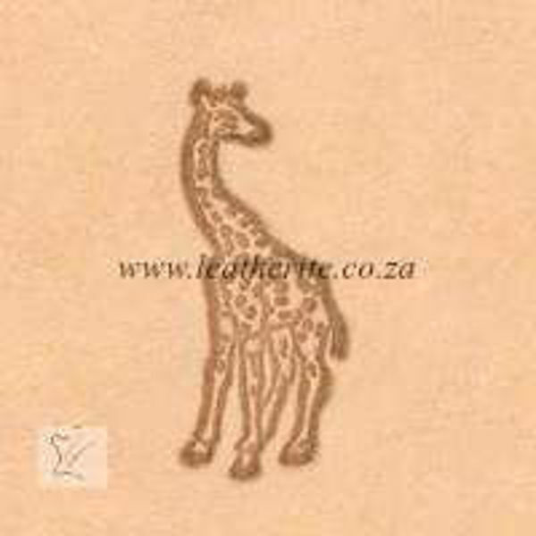 Picture of Pictorial Stamp GIRAFFE 8329-00