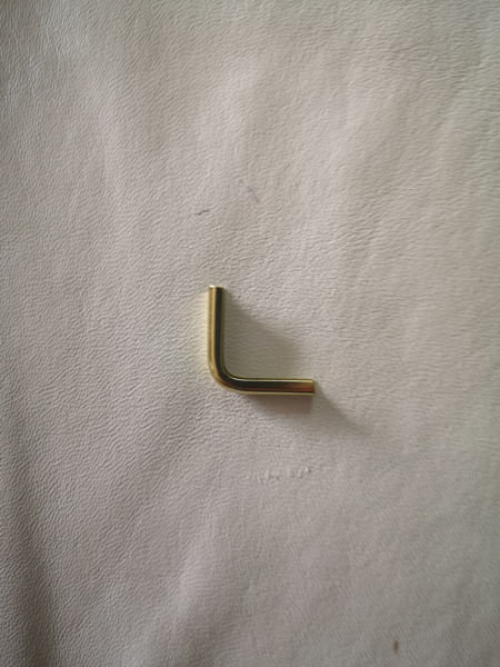 Picture of Corner  CN18X18SBRGEX 18mm/3mm ST/Brg