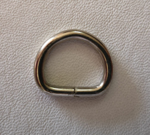 Picture of D Ring PC 203 NP welded 16mm
