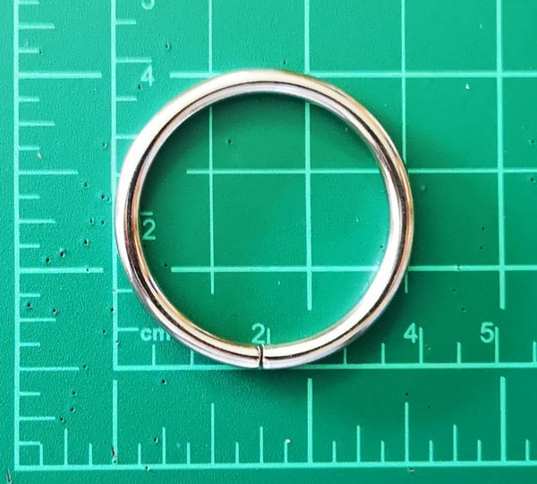 Picture of Ring 32mm Nickel PC160 1165-04