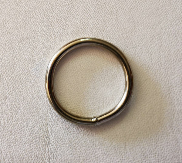 Picture of Solid Ring 25mm Nickel PC81 1165-02