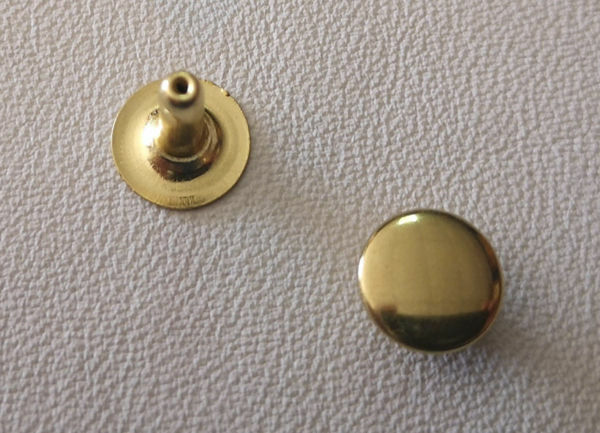 Picture of Rvt 10mm RVT111 Brass Plated