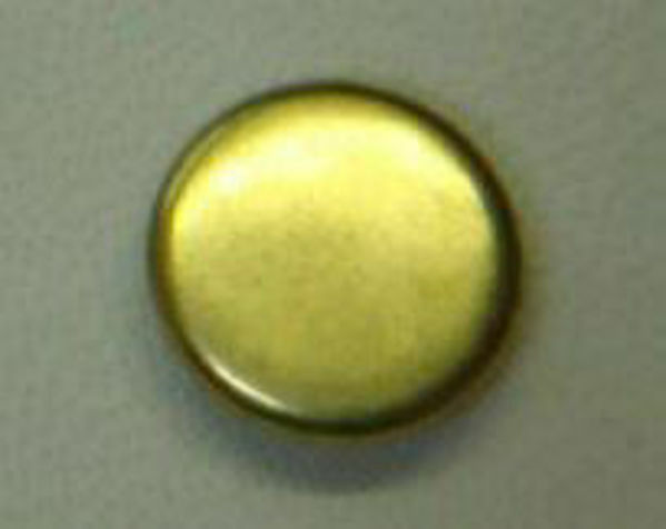Picture of Press/st sml STP101 Brass plated