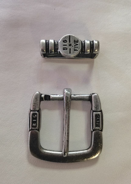 Picture of Buckle B70 SET 38mm A/Silver