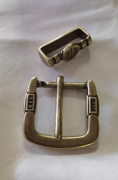 Picture of Buckle B70 SET 38mm A/Brass